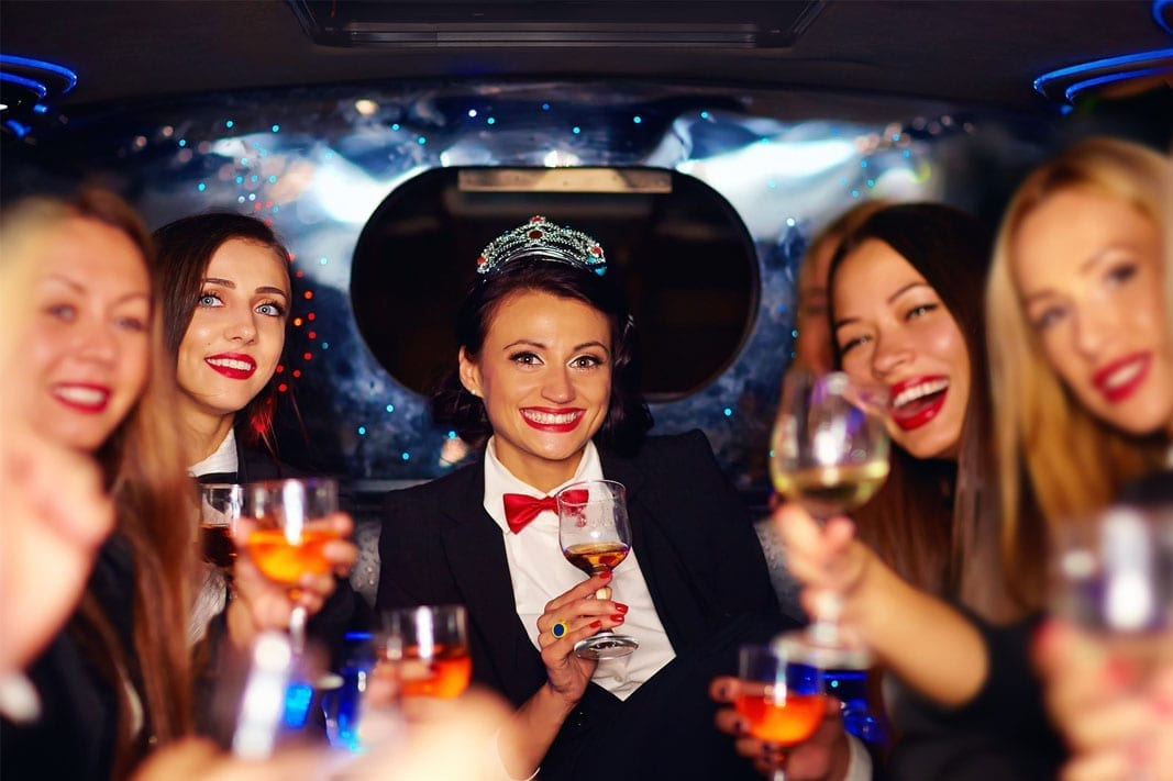 Booking a Limo for Your Bachelorette Party