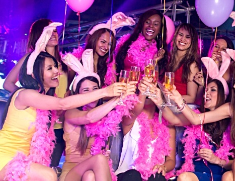 Limo Service For Your Bachelorette Party